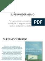 SUPERMODERNISMO