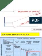 EP...2015....1º Semestre....Aula IV....Tipos e características dos PDP's
