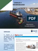 CANALES Y MANIOBRABILIDAD uv 2020