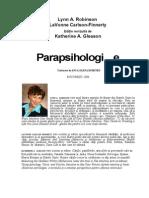 Lynn Robinson, Parapsihologie ( i,II)