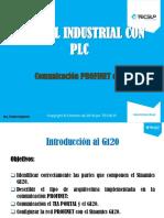 1 TIA PORTAL  2 DRIVES G120 CU250S_2PN con S7_1200 PROFINET
