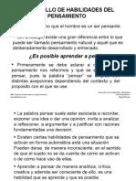DEeSARROLLO DE LA CREATIVIDAD Y DE LAS HABILIDADES DEL PENSAMIENTO TIJ Tema_211.ppt