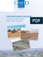 Mainguet M. & Dumay F., 2011. Fighting wind erosion. one aspect of the combat against desertification.