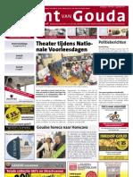 De Krant van Gouda, 13 januari 2011
