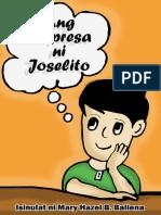 Passed 57-4 Abra Ang Sorpresa ni Joselito