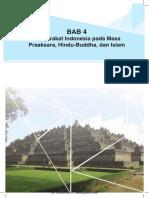 Bab 4 Masyarakat Indonesia Pada Masa Praaksara, Hindu-Buddha, Dan Islam