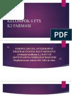 KELOMPOK 6 FTS