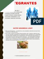 PPT  NUTRI SANDWICH