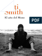 El ano del Mono - Patti Smith