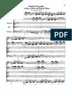 J. S. Bach Cantata BWV 23