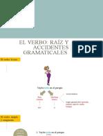 SEM4. El verbo modo y verboides (5to)