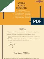 AMIDA kimia organik