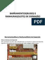 7 - TREI_12ª_BARRAMENTOS E SLOTS DE EXPANSÃO.pptx