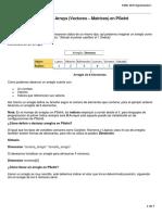 Arrays Vector Matriz Teoría Práctica.pdf