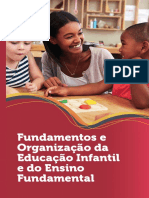 Fundamentos Organização e Metodologia da Educação Infantil e do Ensino Fundamental