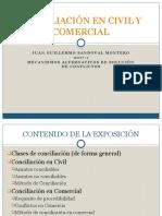CONCILIACIÓN EN CIVIL Y COMERCIAL