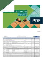 Plan Tactico Anual 2019