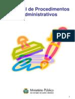 Manual de Procedimentos Administrativos