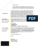Candidate Offer Letter