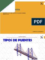 1. Tipos de puentes