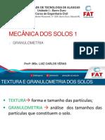 MSolos - 2 - Granulometria