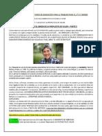 EDUCACIÓN PARA EL TRABAJO-APLICANDO EL LIENZO DE PROPUESTA DE VALOR PARTE 2-FRANKO MENDOZA SUELDO