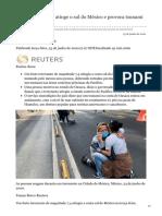 cnbc.com-Grande terremoto atinge o sul do México e provoca tsunami no Pacífico local