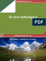 Sesión2_El ciclo hidrológico