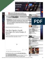 Caso Eyvi Ágreda_ el perfil psicológico de Carlos Hualpa, el agresor _ America Noticias