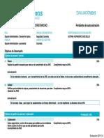 evaluacion 2015