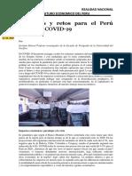 333 aaaaaLecciones y retos para el Perú luego del COVID