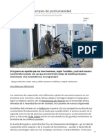 Andrea G. Rodríguez -La roboética en tiempos de poshumanidad