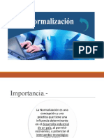 NORMALIZACION PRESENTACION (1)