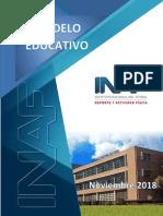 Instituto Nacional del Futbol ME-INAF-2018-V7.0