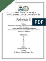 Radiologia Dental II