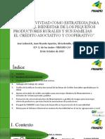 EL CRÉDITO ASOCIATIVO Y COOPERATIVO -FINAGRO