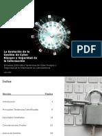 Deloitte 2016 Cyber Risk  Information Security Study - Latinoamérica - Resultados Generales vf