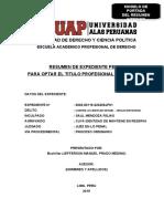 CARATULA  DE EXPEDIENTE Y TESIS FINAL