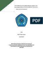 G2D018039_Hanif A G_Fortifikasi TepungKecambahKacangMerah & TepungUbiUngu