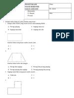 PTS Matematika 4B