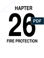 Chapter26-Fire Protection
