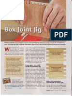 Box Joint Jig from Wood Mag