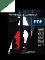 Victimología y Modernidad