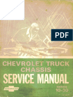 truck chevrolet c10 c30 service manual