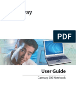 Gateway 200ARC Manual