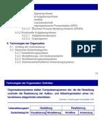 Kapitel 5 Technologien der Organisation