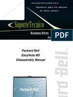 34 Service Manual - Packard Bell -Easynote m3