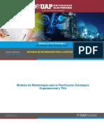 SEMANA 7 Modelos de Plan Estratégico