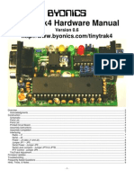 TinyTrak4 Hardware Manual v0.6