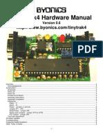 TinyTrak4 Hardware Manual v0.6